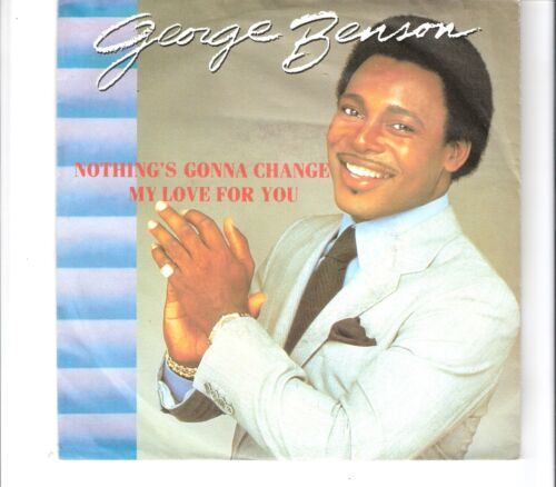 GEORGE BENSON - Nothing´s gonna change