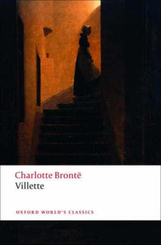 Villette by Charlotte Bronte (English) Paperback Book Free Shipping!