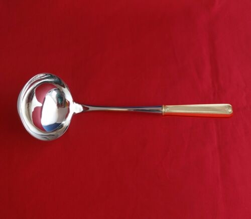 """Lady Baltimore by Whiting Sterling Silver Soup Ladle HHWS  Custom Made 10 1/2"""""""