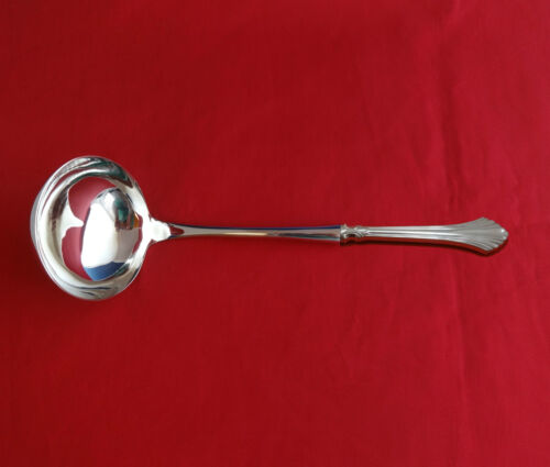 French Regency by Wallace Sterling Silver Soup Ladle HHWS  Custom 10 1/2""