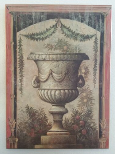 Ancient Greek and Roman Vase panel painting