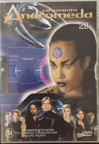 Andromeda : Vol 2 : Part 8 (DVD, 2003) Region 4 Brand New Sealed Free Shipping