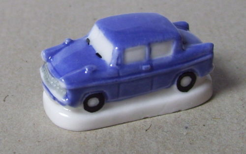 FORD ANGLIA VOITURE VOLANTE HARRY POTTER FEVE 3D 1/160