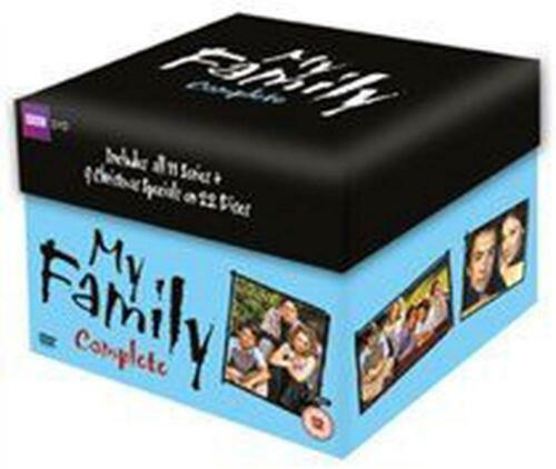 My Family: Complete Collection - DVD Region 2 Free Shipping!
