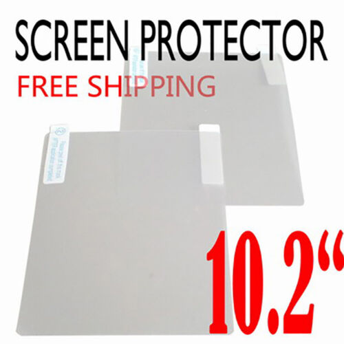 5 Pcs Screen Protector Film 10.1'' inch For Tablet Universal Size 260*157MM