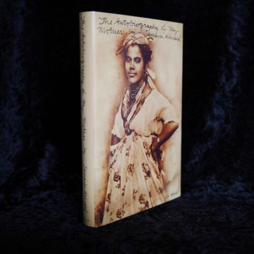 The Autobiography of My Mother Jamaica Kincaid Signed First Edition Hardcover