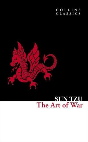 The Art of War by Sun Tzu Paperback Book Free Shipping!