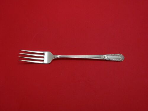 """Inaugural by State House Sterling Silver Grille Fork 7 5/8"""""""