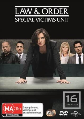 Law And Order - Special Victims Unit: Season 16 - DVD Region 4 Free Shipping!