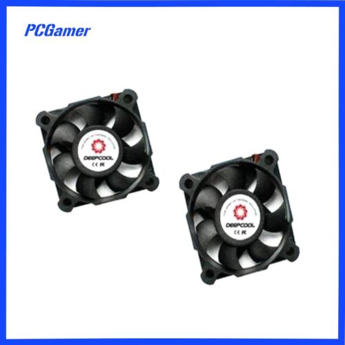 Deepcool Case Fan 50mm x 10mm with 3 Pin Connector (2 X Fans)