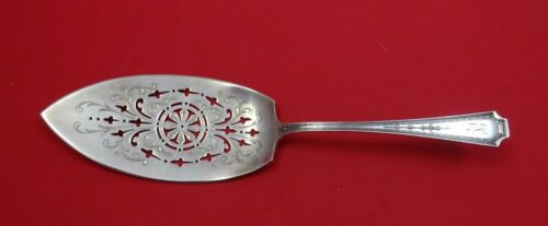 Colfax by Durgin-Gorham Sterling Silver Pie Server All Sterling Pierced 9 3/4""
