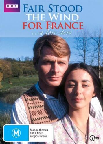 Fair Stood The Wind For France - DVD Region 4 Free Shipping!