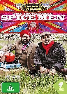 The Incredible Spice Men (DVD, 2014) - Region All