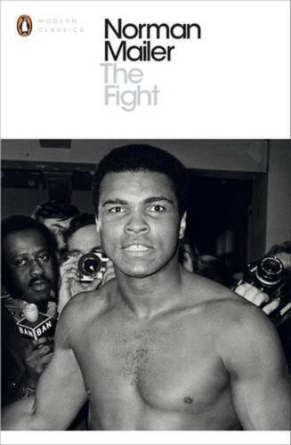 The Fight by Norman Mailer Paperback Book Free Shipping!