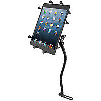 "RAM Pod No Drill Vehicle Mount Universal X-grip 10"" Tab Ipad Pro RAM-B-316-1-UN9"