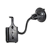 """RAM Suction Cup Car Mount with 6"""" Flexible Arm for iPhone XS Max, 7 Plus & 6 Plu"""