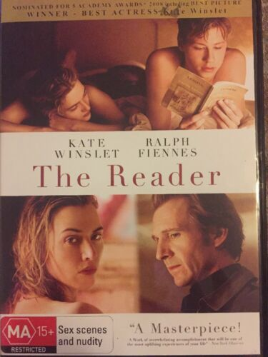 The Reader (Kate Winslet, Ralph Fiennes) DVD R4 - Free Post!!