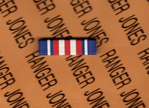 US Army Tennessee Army National Guard Valor award citation ribbon Other Militaria - 135