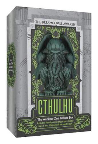 Cthulhu: The Ancient One Tribute Box by Chronicle Books (English) Hardcover Book