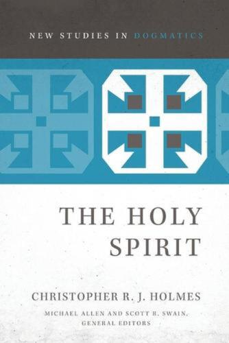 Holy Spirit by Christopher R.J. Holmes (English) Paperback Book Free Shipping!
