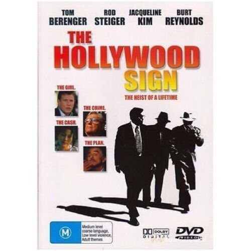 The Hollywood Sign - All Regions Brand NEW DVD Sealed Free Shipping