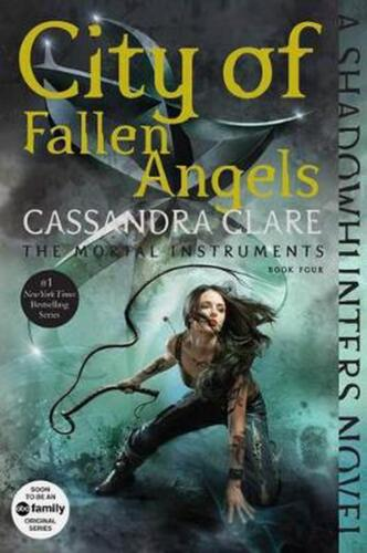 City of Fallen Angels by Cassandra Clare (English) Paperback Book Free Shipping!