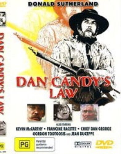 Dan Candy's Law DVD Donald Sutherland Brand New Sealed free shipping