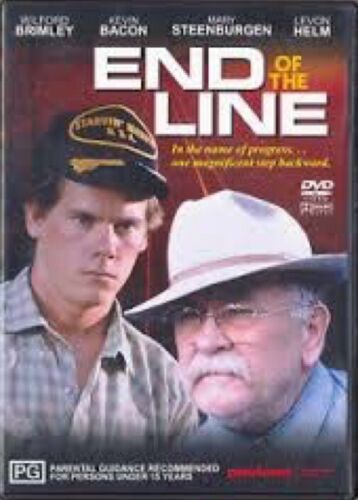 End of the Line - Wilford Brimley and Kevin Bacon - DVD Rated PG R4 New Sealed