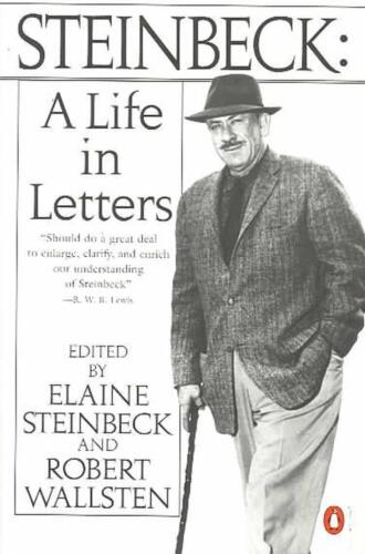 Steinbeck: A Life in Letters by Elaine Steinbeck (English) Paperback Book Free S