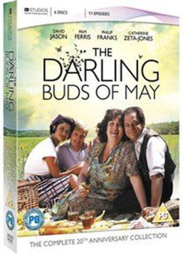 Darling Buds of May: The Complete Series 1-3 - DVD Region 2 Free Shipping!