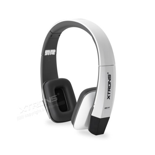 Infrared Wireless Headphone Headset IR for Stereo Car Players DVD Dual 2-Channel