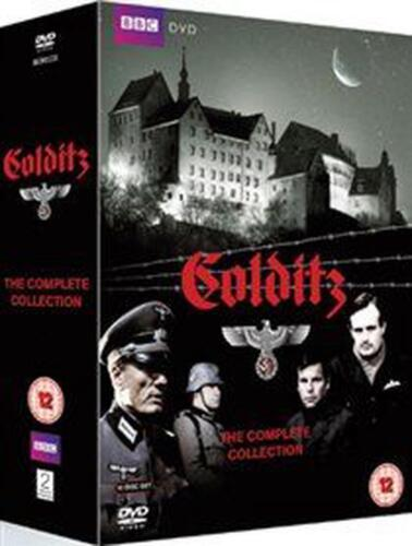 Colditz: The Complete Series - DVD Region 2 Free Shipping!