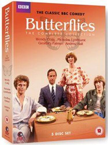 Butterflies: The Complete Series - DVD Region 2 Free Shipping!