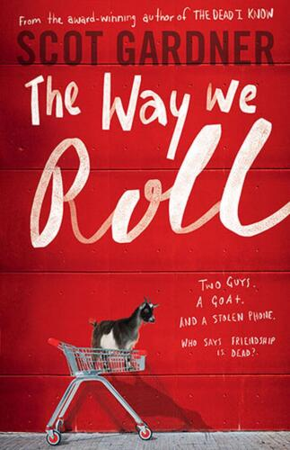 The Way We Roll by Scot Gardner Paperback Book Free Shipping!