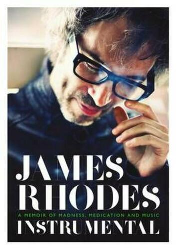 Instrumental by James Rhodes (English) Paperback Book Free Shipping!