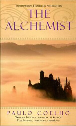 The Alchemist by Paulo Coelho (English) Paperback Book Free Shipping!