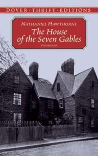 The House of the Seven Gables by Nathaniel Hawthorne (English) Paperback Book Fr