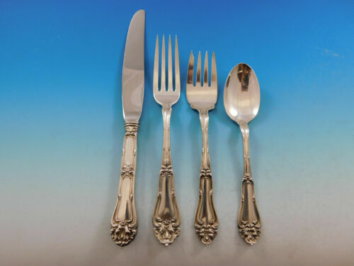 Champlain by Amston Sterling Silver Regular Size Place Setting(s) 4pc
