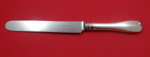 """Flemish by Tiffany and Co Sterling Silver Regular Knife Blunt 9 3/8"""""""