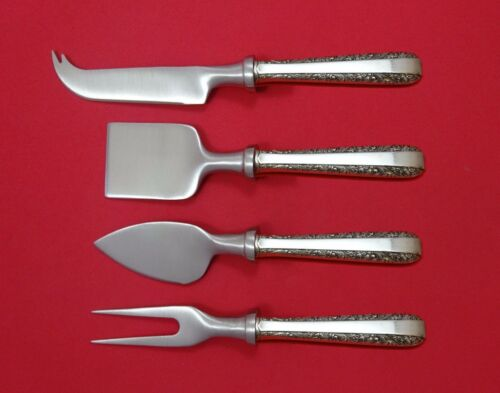 Candlelight by Towle Sterling Silver Cheese Serving Set 4 Piece HHWS  Custom