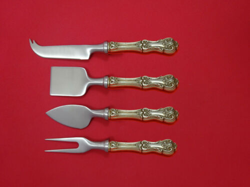 Federal Cotillion by Frank Smith Sterling Cheese Serving Set 4pc HHWS  Custom