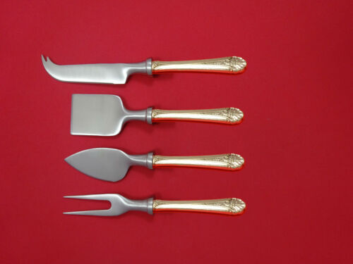 Royal Windsor by Towle Sterling Silver Cheese Serving Set 4 Piece HHWS  Custom