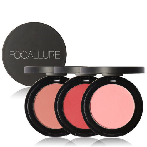 11 Colors FOCALLURE Beauty Makeup Cosmetic Blush Blusher Powder Palette Cosmetic