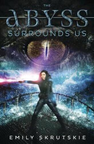 The Abyss Surrounds Us by Emily Skrutskie (English) Paperback Book Free Shipping