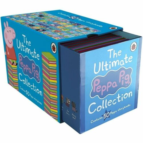 Ladybird KEY WORDS With PETER AND JANE 36 Books Slipcase Box Set Hard Cover