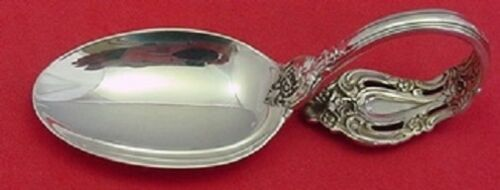 "Eloquence by Lunt Sterling Silver Baby Spoon Bent Handle 3 1/2"" Custom"