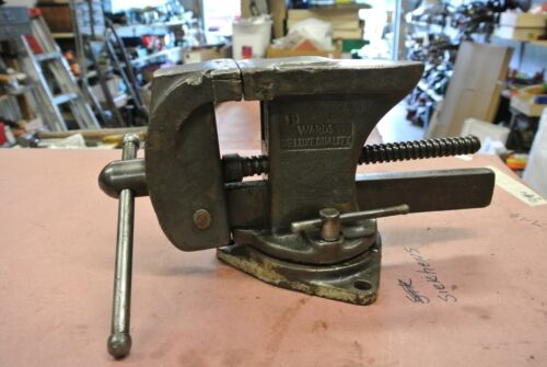 Vintage Bench Vise Antiques Us