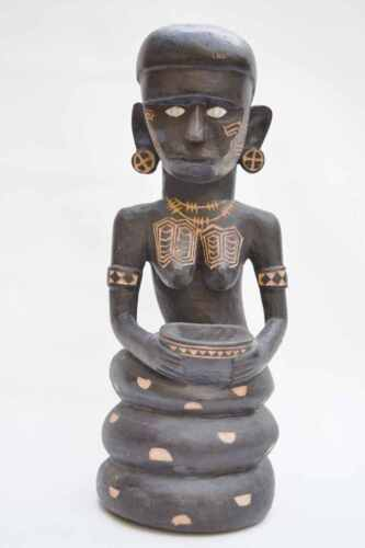 SOLOMON ISLANDS SNAKE  FIGURE
