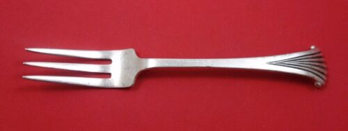 """Onslow by Tuttle Sterling Silver Dinner Fork 3-Tine Old 7 5/8"""""""