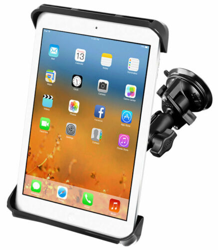 "Ram Mount Car Suction Cup Holder Mount Ipad Air 2 Pro 9.7"" Tablet RAM-B-166-TAB6"